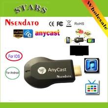 128M Anycast m2 ezcast Miracast 모든 캐스트 무선 DLNA AirPlay 미러 HDMI TV 스틱 Wifi 디스플레이 Dongle 수신기 for IOS Android