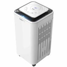 Déshumidificateur domestique bureau haute puissance sèche-Air Mini absorbeur dhumidité écran tactile déshumidificateur vêtements Machine de séchage DH02