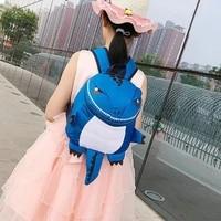 cute cartoon toddler baby harness backpack leash safety anti lost backpack strap walker dinosaur kids backpack