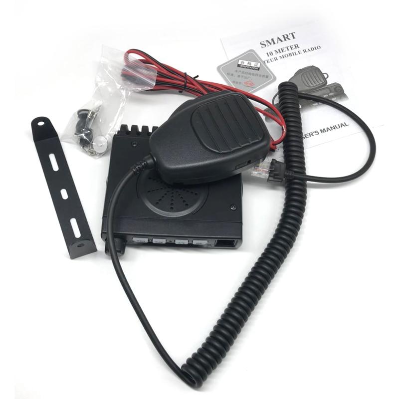 Ham Trucker's walkie-talkie AM FM CB Radio 25.615--30.105MHz 4W/8W Amateur Car radio Station CB-40M Citizen Band Radio AR-925 enlarge