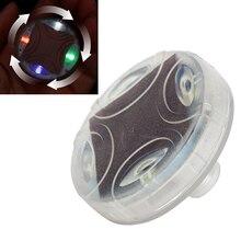 LEEPEE coloré 1 pièce pneu Valve bouchons voiture vélos roue lumière Air bouchons énergie solaire lumière LED voiture-style décor lampe vannes