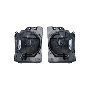Car subwoofer for BMW F10 F11 F20 F30 F32 loudspeaker bass under seat panel audio music stereo stereo low speaker horn