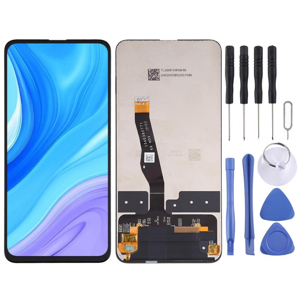 مجموعة شاشة LCD ومحول رقمي كامل ، لهاتف Huawei Enjoy 10 Plus