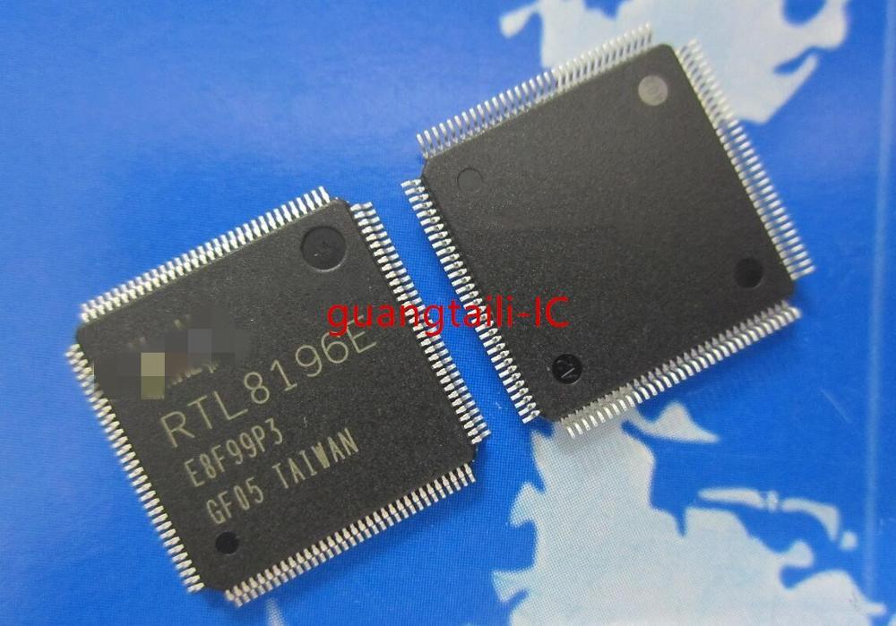 10PCS RTL8196E RTL8196E-CG QFP128 Wireless network card chip New original