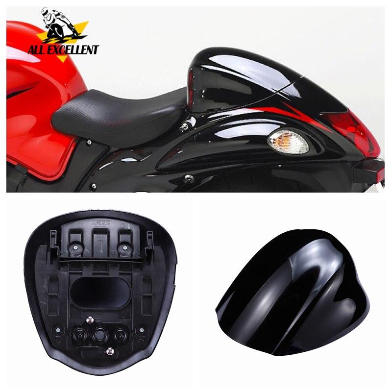 Motocykl GSX-R 1300 akcesoria tylne siodełko osłona siedziska garb osłona dla Suzuki GSXR1300 Hayabusa 2008-2017 2016 2015 2014