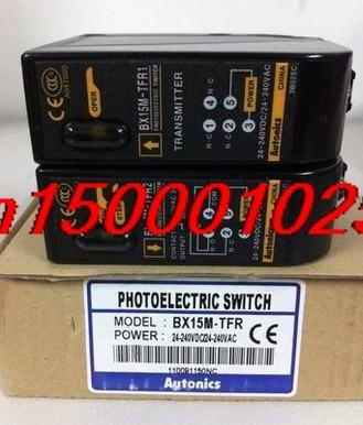 FREE SHIPPING BX15M-TFR Photoelectric sensor