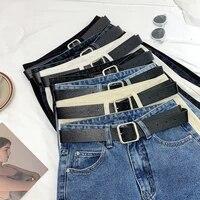streetwear blue autumn jeans fashion women 2021 denim pants vintage denim trousers korean spring high waist stretch elastic