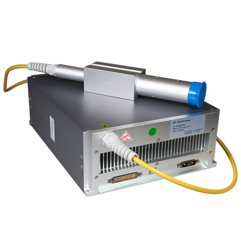 JPT MOPA Laser Source YDFLP-30-M6-S  30W M6 for Fiber Color Marking Machine