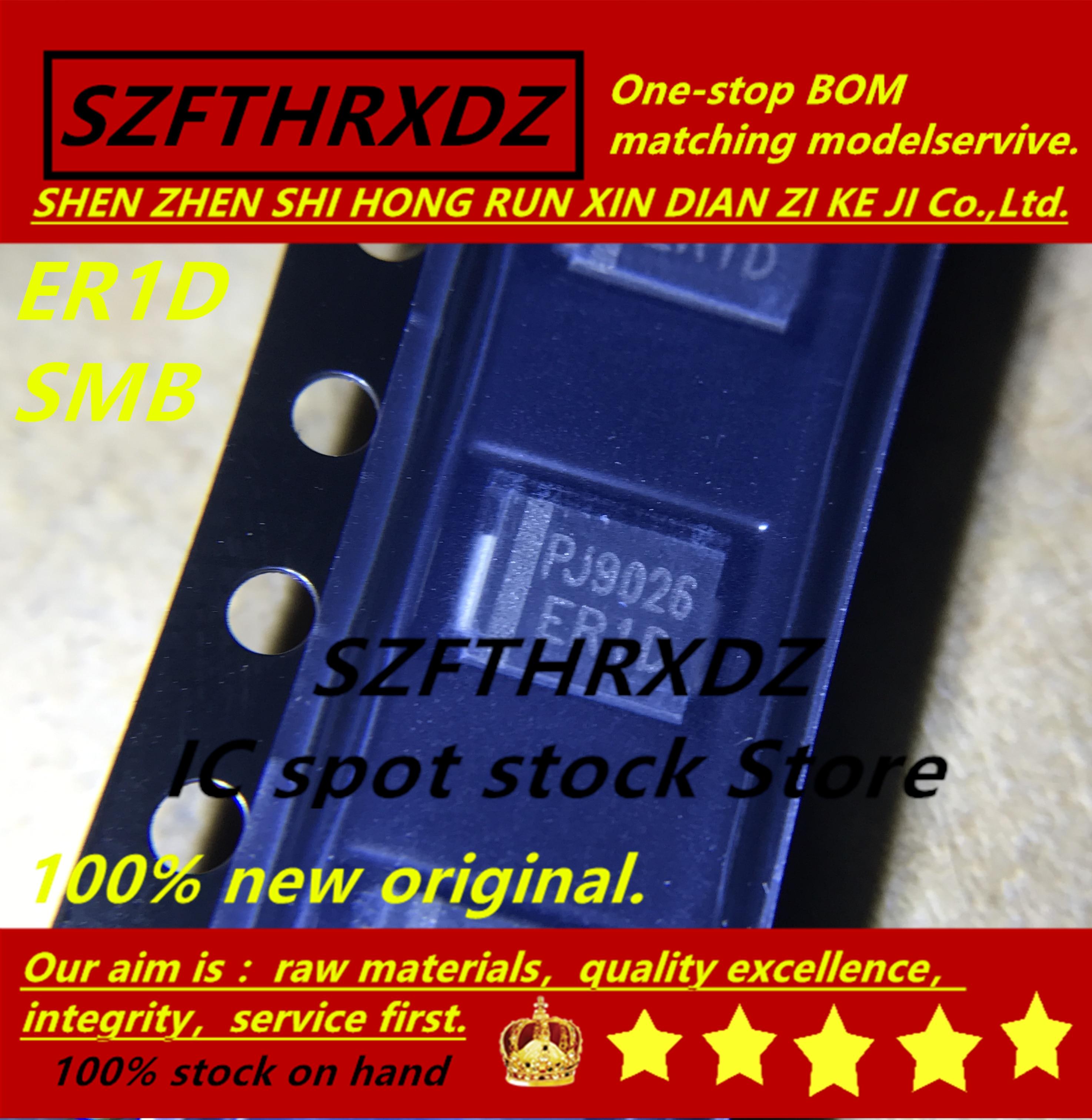 Szfthrxdz 100% novo original (100 peças) er1d smb