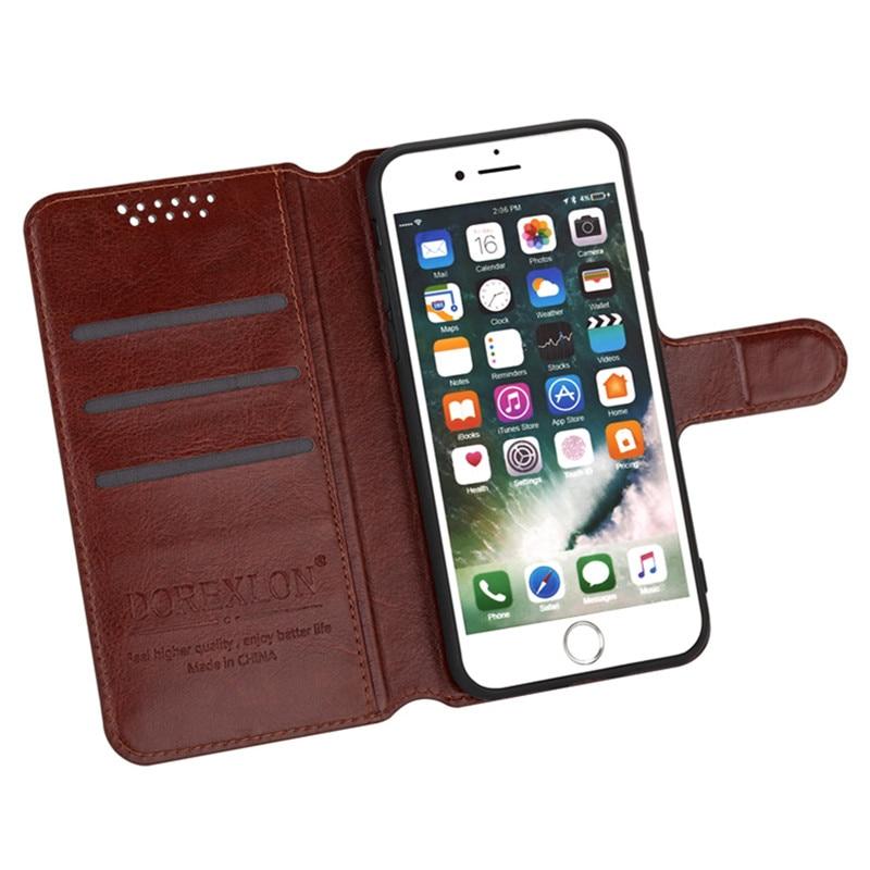 Funda de cuero suave para Huawei Ascend Y360 Y360-u61 Y3 Y336 Y3C Y366 Flip Wallet TPU funda de teléfono nuevo