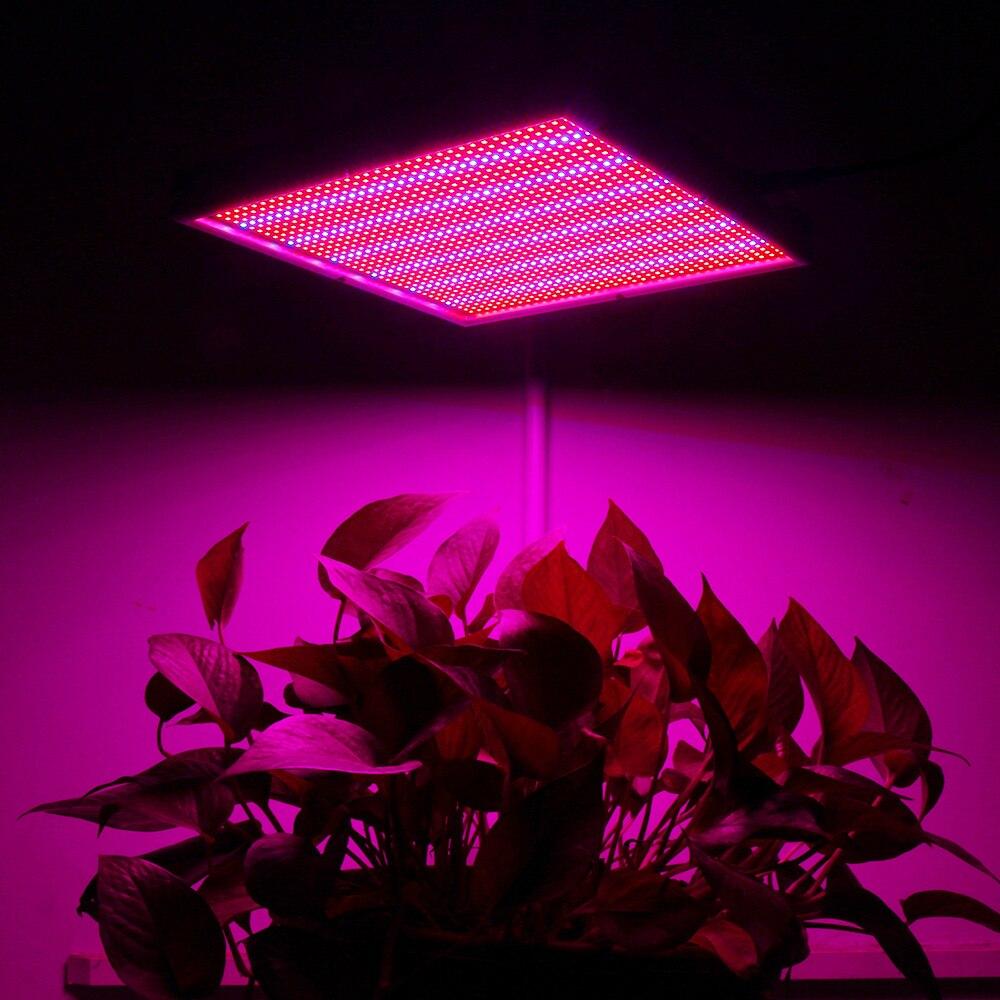 XRYL 10pcs CN DE RU US UK AU Full Spectrum 120W Panel Led Grow Light for Greenhouse Indoor Hydroponics Flowers enlarge
