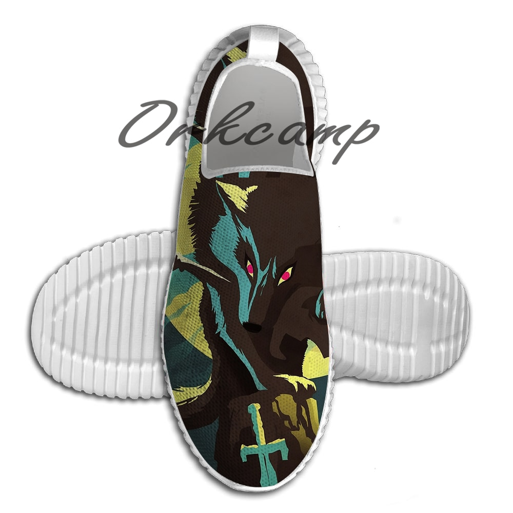Sif el gran lobo gris zapatos para correr zapatos para caminar verano cómodo ligero Jogging Yoga zapatos