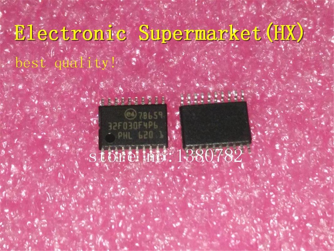 ¡Envío Gratis 100 unids/lote STM32F030F4P6 STM32F030 TSSOP-20 nueva y original IC en stock!