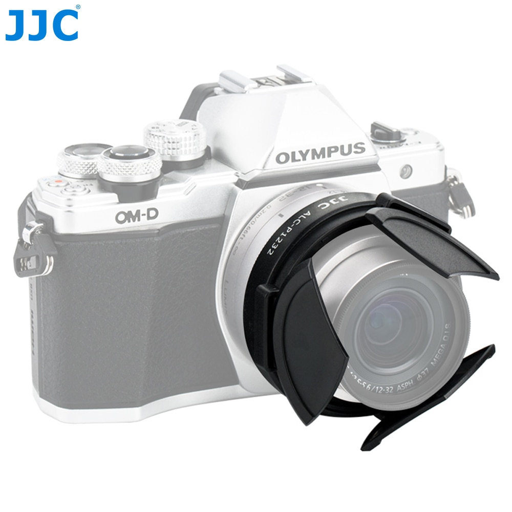JJC ALC-P1232 Cámara, tapa de lente automática para Panasonic Lumix G Vario...