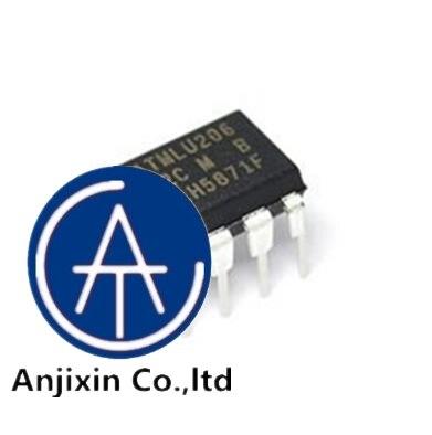 10 sztuk 100% oryginalny i nowy AT24C02C-PUM pamięci AT24C02 jedwabny monitor 02C DIP-8 w magazynie