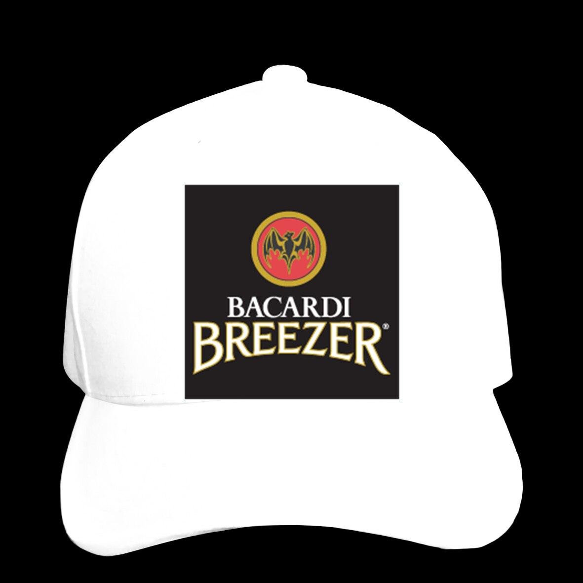 Бейсбол Кепки Bacardi Breezer логотип шляпа с остроконечным Кепки
