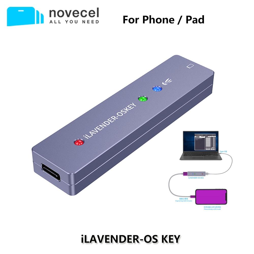 مفتاح نظام اللافندر لجهاز iPhone iPad ، بنقرة واحدة ، تفكيك الشاشة الأرجواني ، قراءة وكتابة القرص الصلب تحت الطبقة