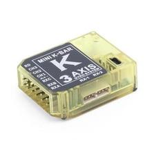 KBAR V2 3 Axis Gyro Kbar Flybarless System K8  5..4 Pro K-bar Fr FPV Mini Drone Spare Parts