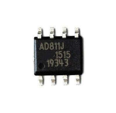 2pcs/lot AD811JRZ AD811JR AD811 SOP-8 In Stock