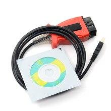 3 в 1 Автомобильный сканер, перепрограммируемый диагностический шнур, кабель JLR для Volvo и Toyota TIS Techstream, флэш инструмент для автомобилей Jaguar