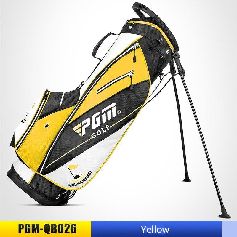 Men Women Ultra-light Golf Stand Bag Portable Waterproof Golf Rack Bag Shoulder Strap 14 Pocket with Wheel Travel Package