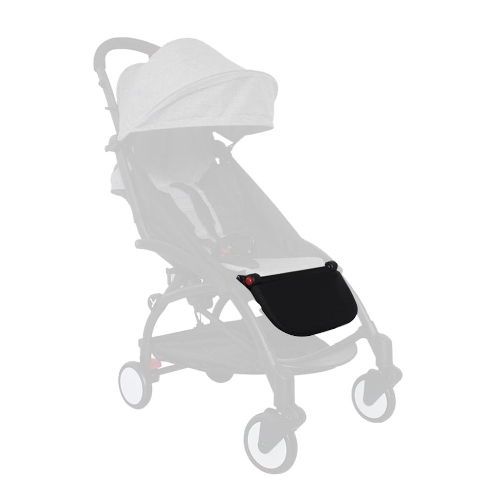 Cochecito de bebé pies extender pies para Babyzen Yoyo + Yoya cochecito babytime extender Pedal de reposapiés accesorios para cochecito de bebé