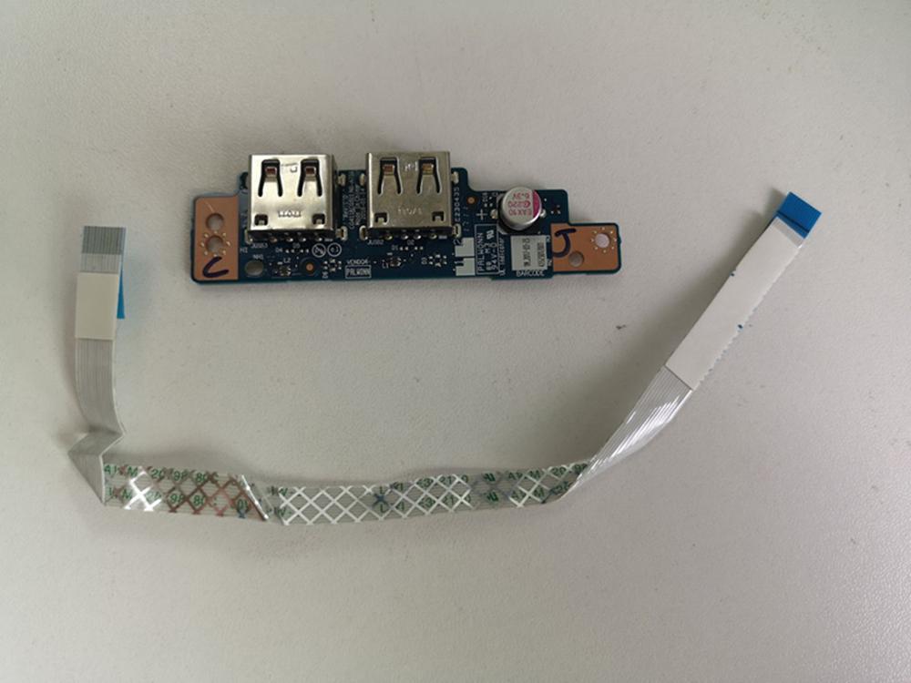 جديد لينوفو ينوفو 310 310-15IK 310-15ABR 510-15 USB مجلس مع كابل NS-A751 يعمل