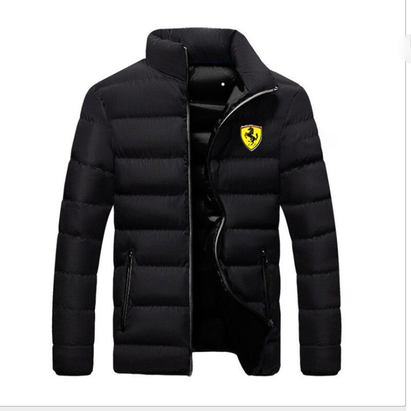 printio блокнот men s style Men's Cotton Coat 2021 New Style Men's Hot Sale Jacket Down Jacket Brand Printing Men's Casual Fashion Men's Zipper Top