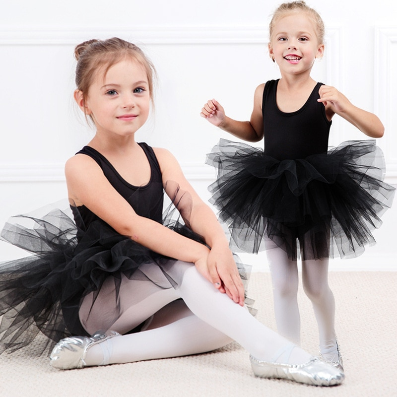 Las niñas princesa vestido de bebé niñas ropa de niños ropa de verano Tutu fiesta vestidos infantiles para niñas Balett vestido