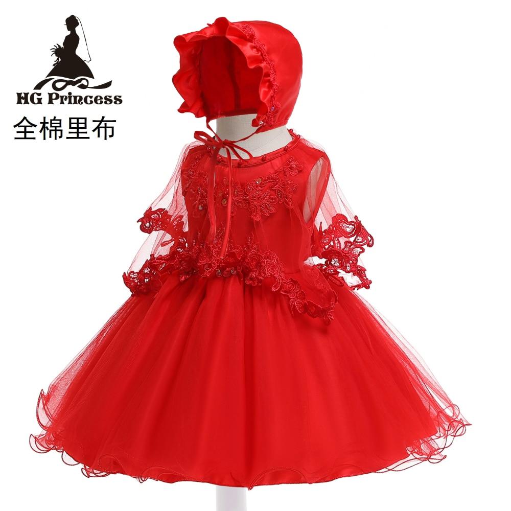 Платья для новорожденных на Возраст 3-24 месяца, новинка 2018, стильное платье для девочек с персиковым цветком на 1 год, детские платья на день р...