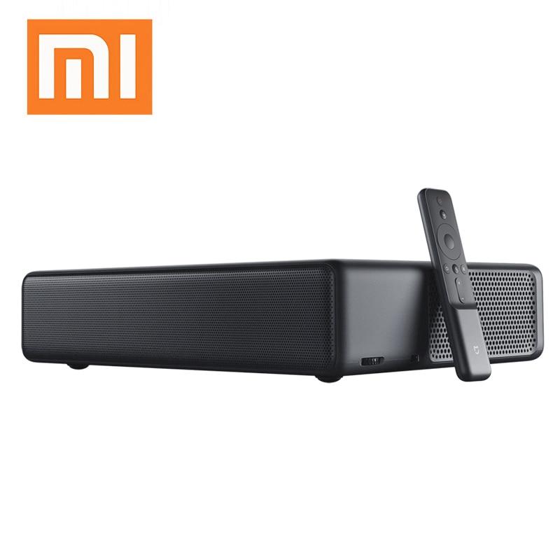 Xiaomi mijia Mijia Laser 1S 4K Projector 2000 ANSI Lumens Projection TV Home Theater ALPD 3.0 Ultrashort Focus Beamer Projector