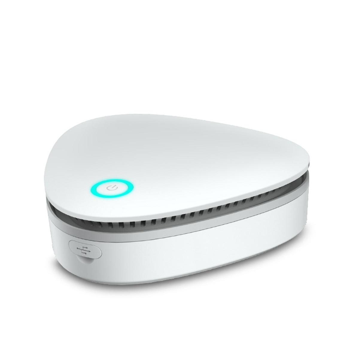 Ozone Generator Mini Car Air Purifier Humidifier Deodorizer Fridge Purification for Refrigerator Deo