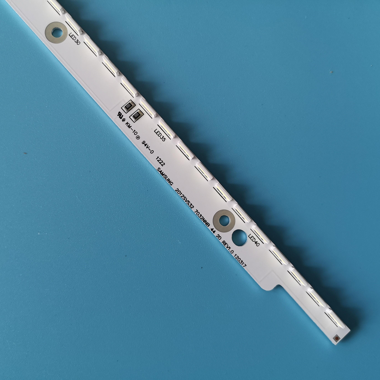 """406 milímetros LEDs Para Samsung 32 6V * 44 """"TV UE32ES5530W Novo Tira CONDUZIDA 2012SVS32 7032NNB 44 2D REV1.0"""