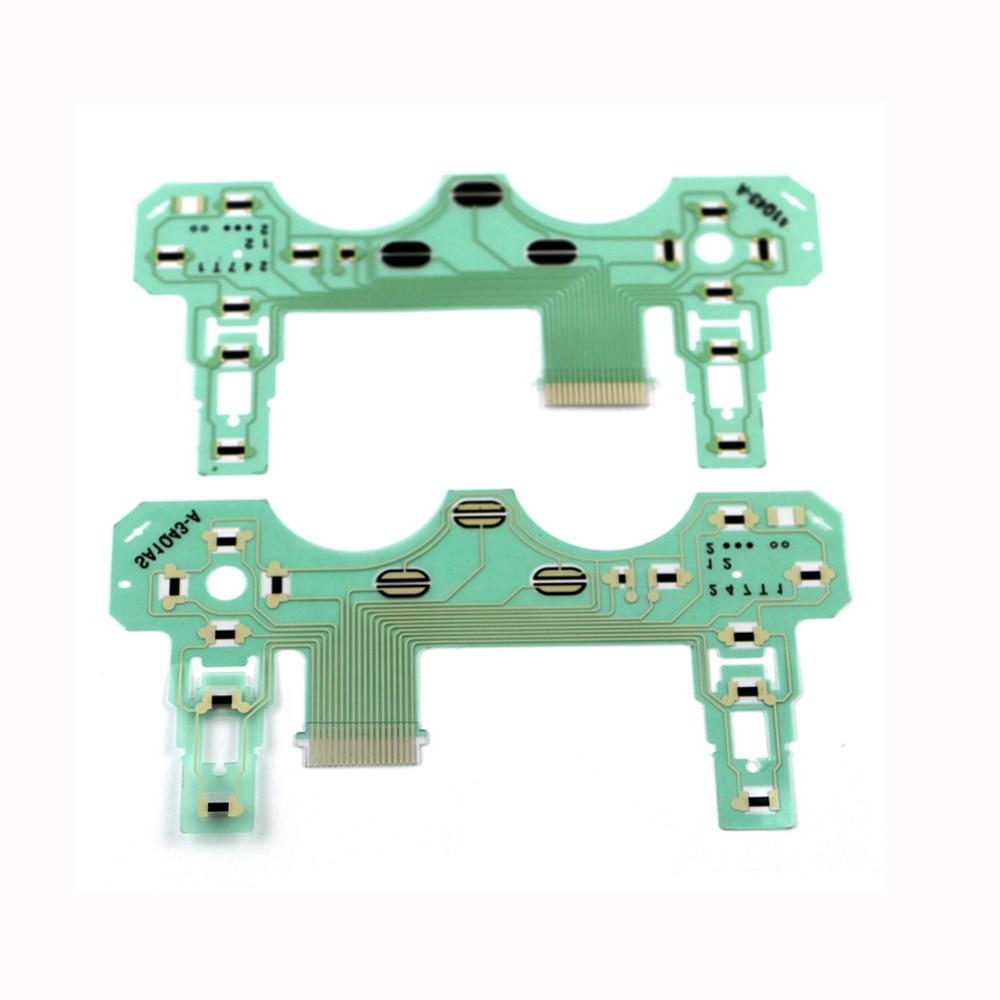 100 قطعة لوحة الدوائر PCB الشريط لسوني ل PS2 H فيلم موصل لوحة المفاتيح الكابلات المرنة SA1Q43-A