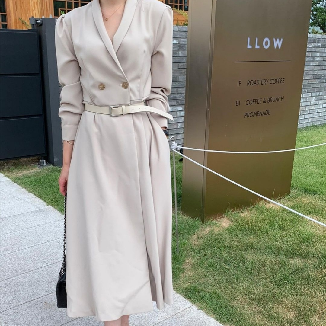 Casual Suit Collar Spring New Women Dress Long Sleeve Office Lady Slim With Belt A-Line Female Clothes spring autumn new fashion female button long sleeve office lady solid shirt dress women casual slim new dress