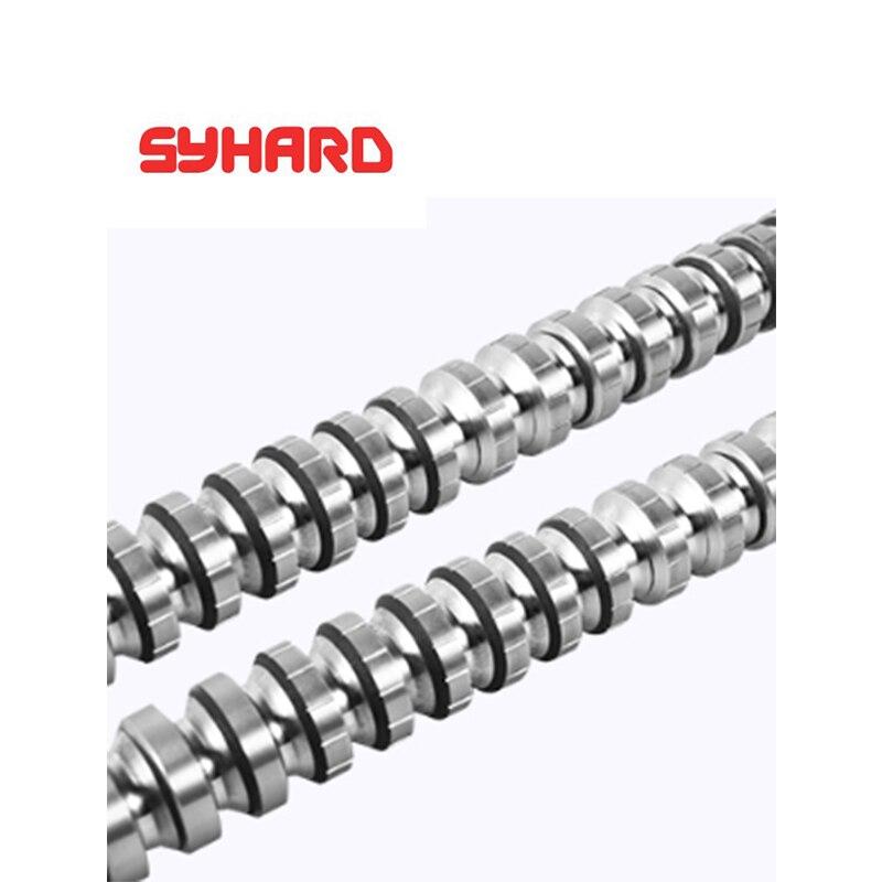 عالية الدقة M35 HSS involute مفتاح مفتاح الأخدود spline broach مستديرة لالفولاذ المقاوم للصدأ 12 18-30 13 18-30 14 30-50