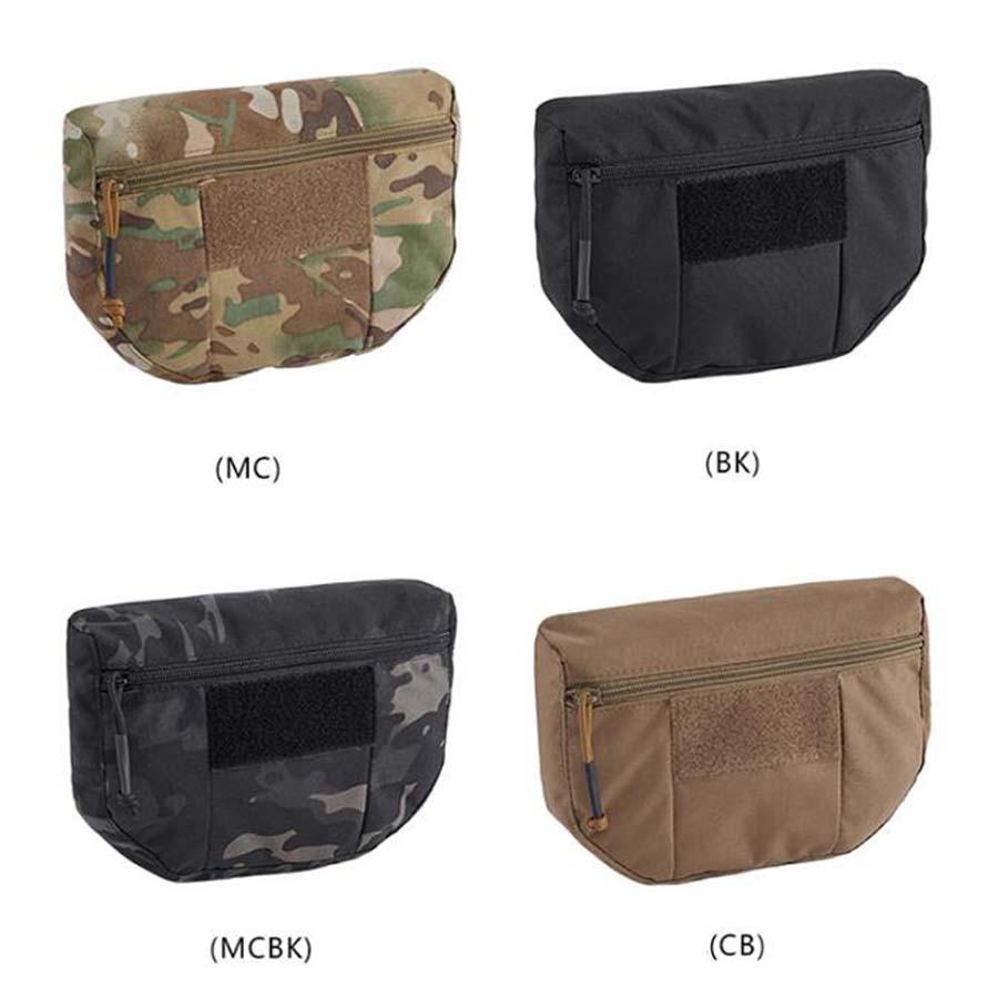 Bolsa de transporte de armadura táctica, bolsa de vientre, bolsa de cintura JPC CPC, bolsa de almacenamiento de basura