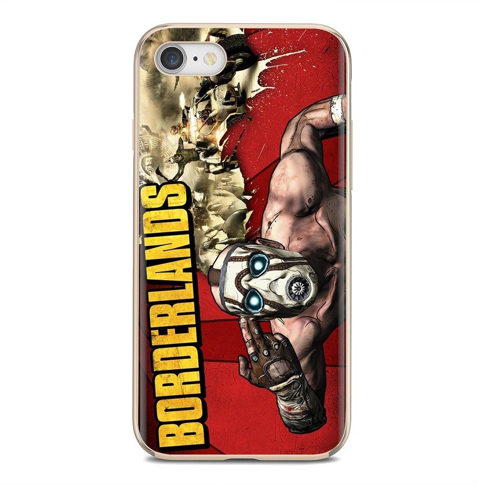 anime borderlands 2 For Xiaomi Redmi 4A 7A S2 Note 8 3 3S 4 4X 5 Plus 6 7 6A Pro Pocophone F1 Artwork Silicone Phone Case