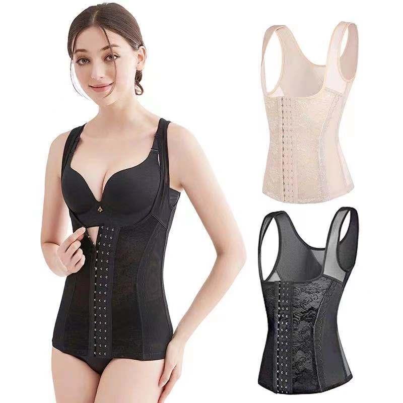 Slimming body shapers bustier corset shapewear girdles bodysuit shaping strap Belt modeling Waist trainer women body underwear