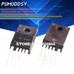 5PCS 5Q0765RT 5Q0765R 5Q0765 KA5Q0765RTH KA5Q0765RT TO-220 Transistor IC