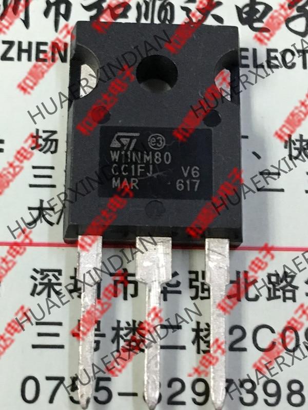New original W11NM80 11A STW11NM80 PARA-247 800V