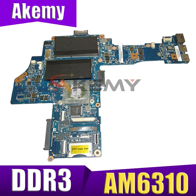 AKEMY H000078270 اللوحة الرئيسية لتوتوشيبا الأقمار الصناعية C40-B اللوحة الأم AM6310 وحدة المعالجة المركزية على متن DDR3 اختبار كامل