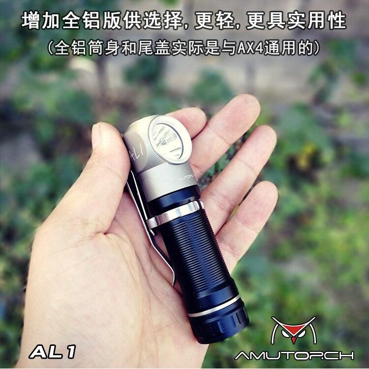 Fashion Magnet Flashlight Small Personalized Portable Hard Light Led Flashlight Design Lampe Torche Portable Lighting EB50SD enlarge