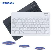 wireless bluetooth keyboard mini rechargeable keyboard for tablet laptop smartphone ipad support ios android phone portable