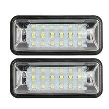 Car LED License Plate Light for Subaru Impreza WRX STI Full