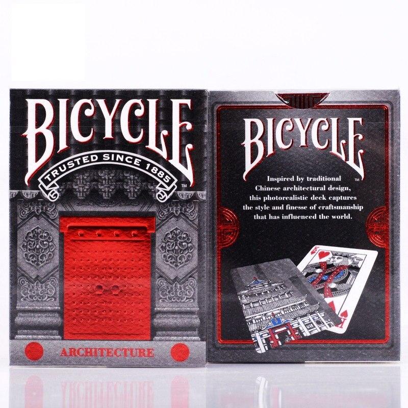 Игральные карты для велосипеда, игральные карты в покер, размер USPCC, коллекционная колода, волшебные карты, волшебные трюки, реквизит для вол...