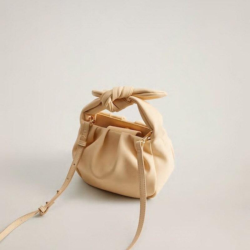 Mini PU Leather Crossbody Bags for Women 2021 Trend Shoulder Handbags  Branded Women's Hand Satchel