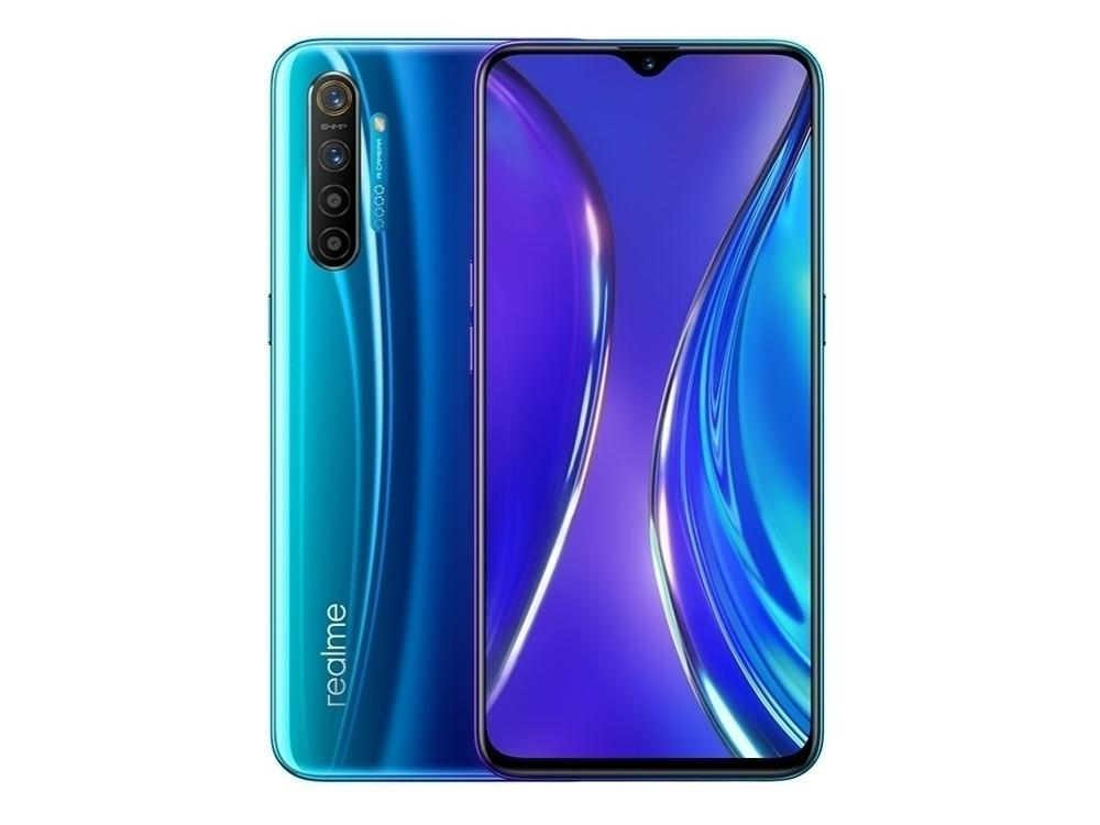Фото2 - Оригинальный мобильный телефон realme X2 китайская версия realme X 2 Snapdragon 730G 64-мегапиксельная четырехъядерная камера 6,4 дюйма телефон NFC 30 Вт VOOC быс...