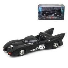 Simulation alloy car Batman dark car model sound light back force children's toy car model Christmas gift
