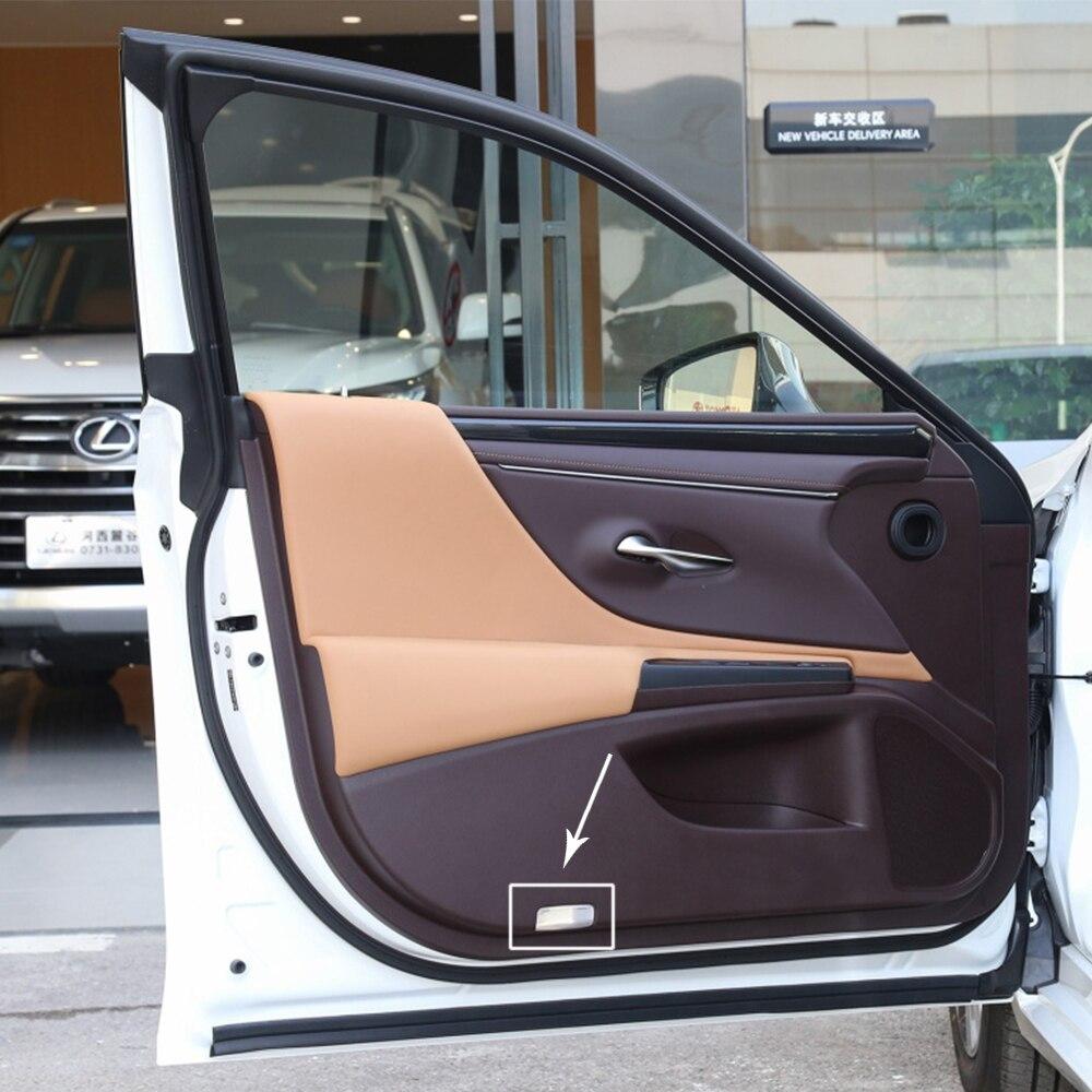 Светодиодный лазерный проектор с логотипом автомобиля, 2 шт., для Toyota Alphard Prius 20 30 50 Camry 30 40 55 70 Innova AN140 Fortuner AN160